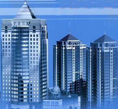 地产企业销售项目解说词