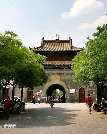榆林古城城市宣传片文案
