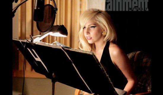 Gaga称配音是很酷的事情