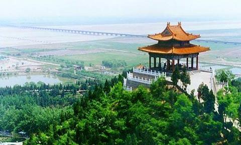 陕西黄河滩风景区