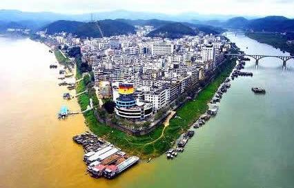 封开发展建设城市专题片文案