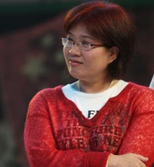 姜瑰谨:台湾知名女配音演员