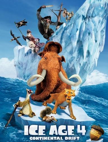 《冰河世纪4》主要配音员回归