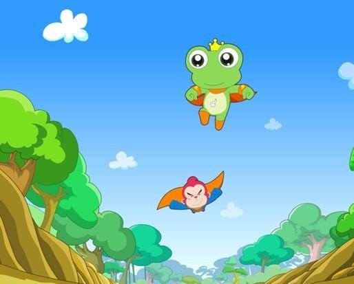 董浩将配音动画蛙蛙魔法学校