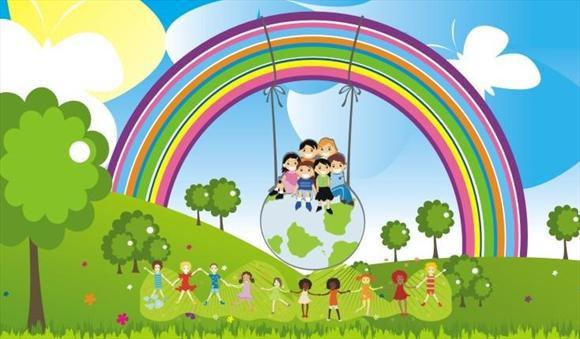 节日朗诵范文六一儿童节篇