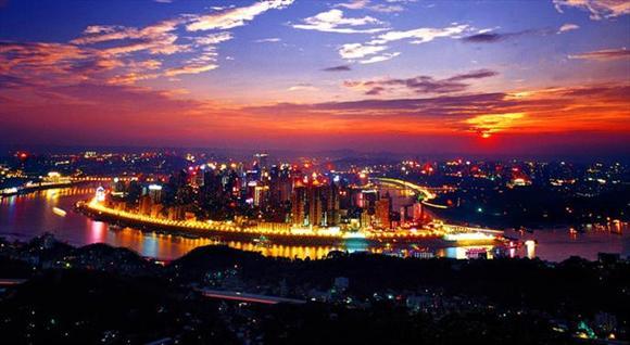 城市宣传片配音之山城江城重庆市