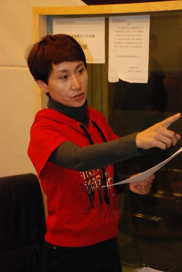 女性配音演员:曾经动画配音第一把手