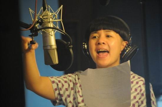 """刘纯燕:我是配音圈的""""小老艺人"""""""